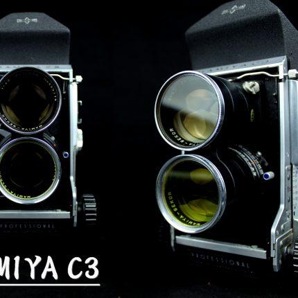 MAMMIYA C3 PROFESSIONAL 二眼レフカメラ