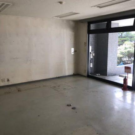 S企業様 ご紹介 店舗事務所 残置物撤去作業
