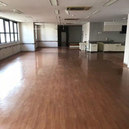 広島市安佐南区 介護施設の事務所内残地物撤去